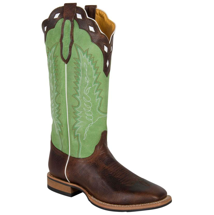 Cinch Men's Eversole Rustic Green Boots