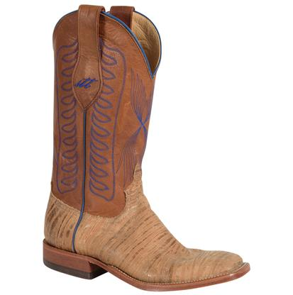 Anderson Bean Big Foot Natural Square Toe Femuda Boots