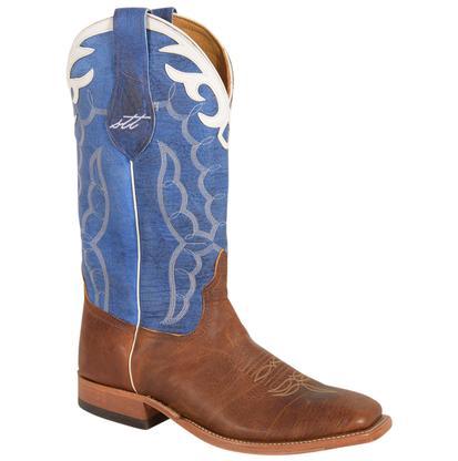 Anderson Bean Briar Blue Jean Men's Boot