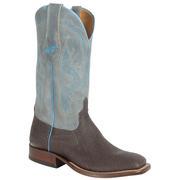 Anderson Bean Chocolate Shark Grey Shaft Men's Boots
