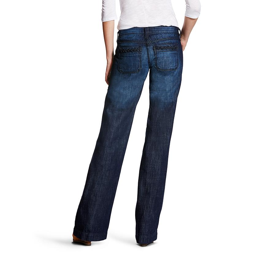 Ariat Women's Dawn Braided Pocket Trouser