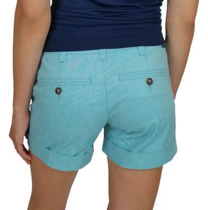 Dear John Women's Blue Hampton Shorts