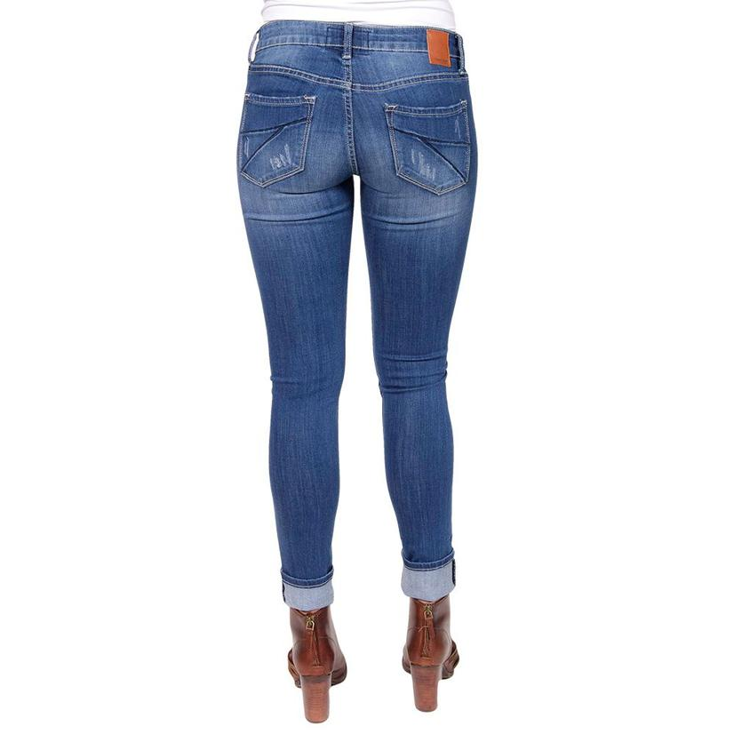 Dear John Womens Joyrich Denim Jeans