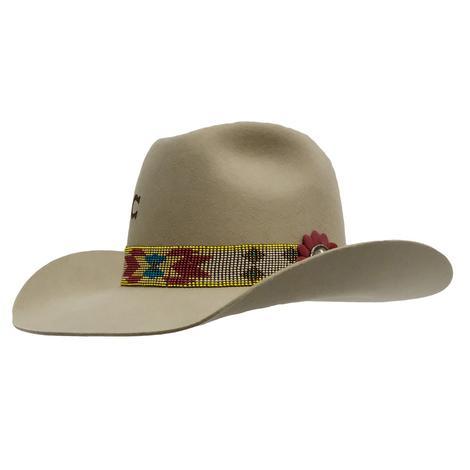 Charlie 1 Horse Nobody's Baby Sand Felt Hat