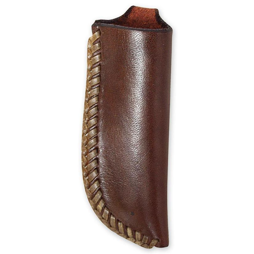 Martin Saddlery Vertical Knife Scabbard Rawhide Lacing