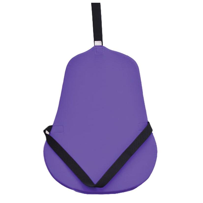 Comfort Cush Saddle Seat PURPLE