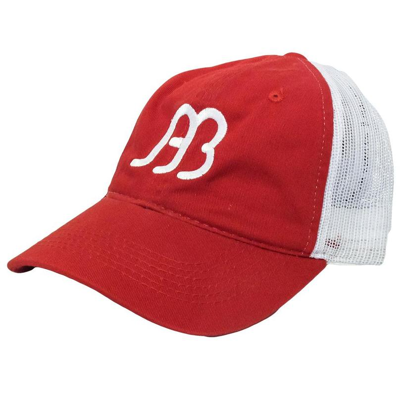 Anderson Bean The Vaughan 2 Cap RED/WHT