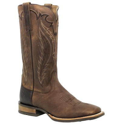 Ariat Mens Top Hand Trusty Tan Boot
