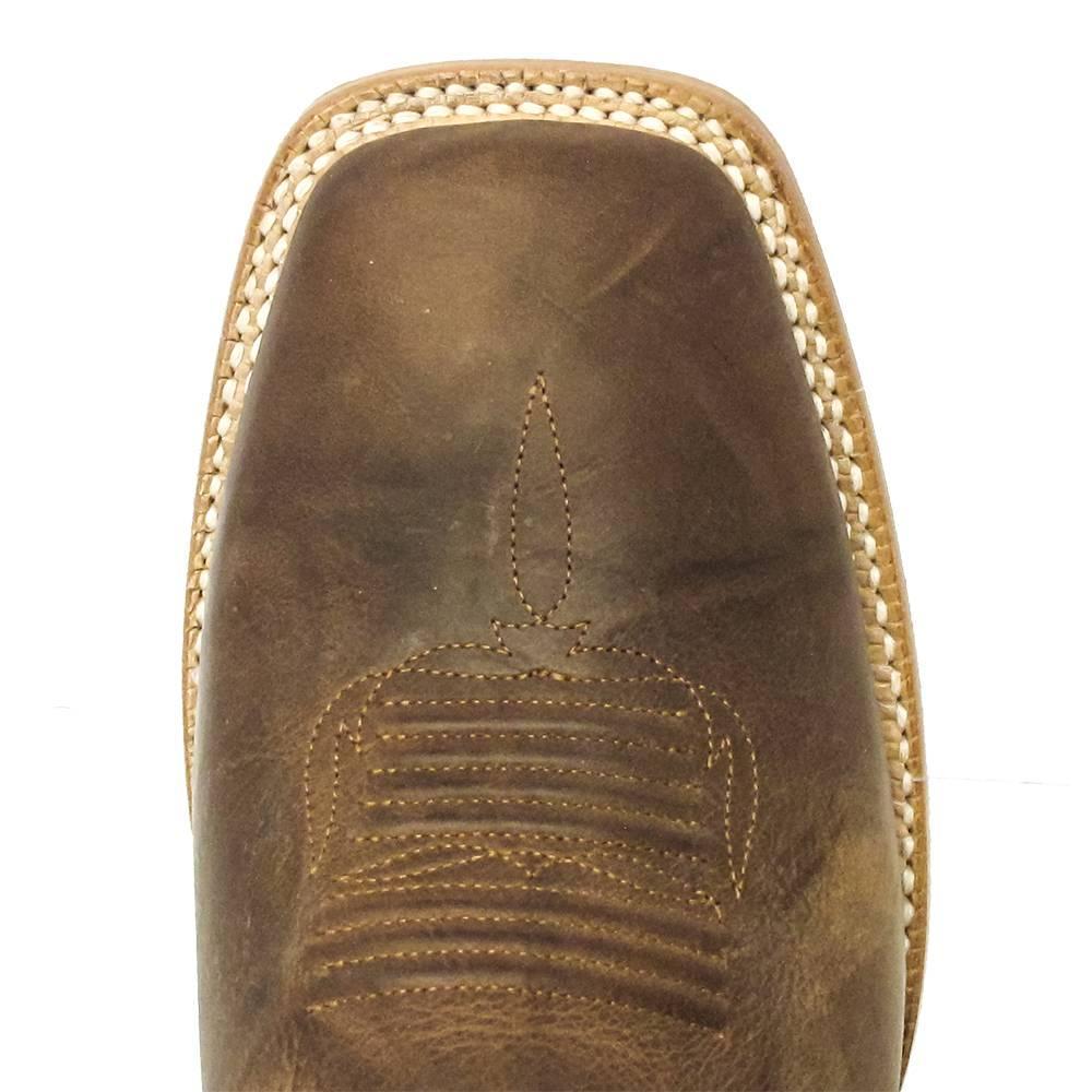 1e668791bd2 Relentless Elite Dust Devil Tan True Red Mens Boots
