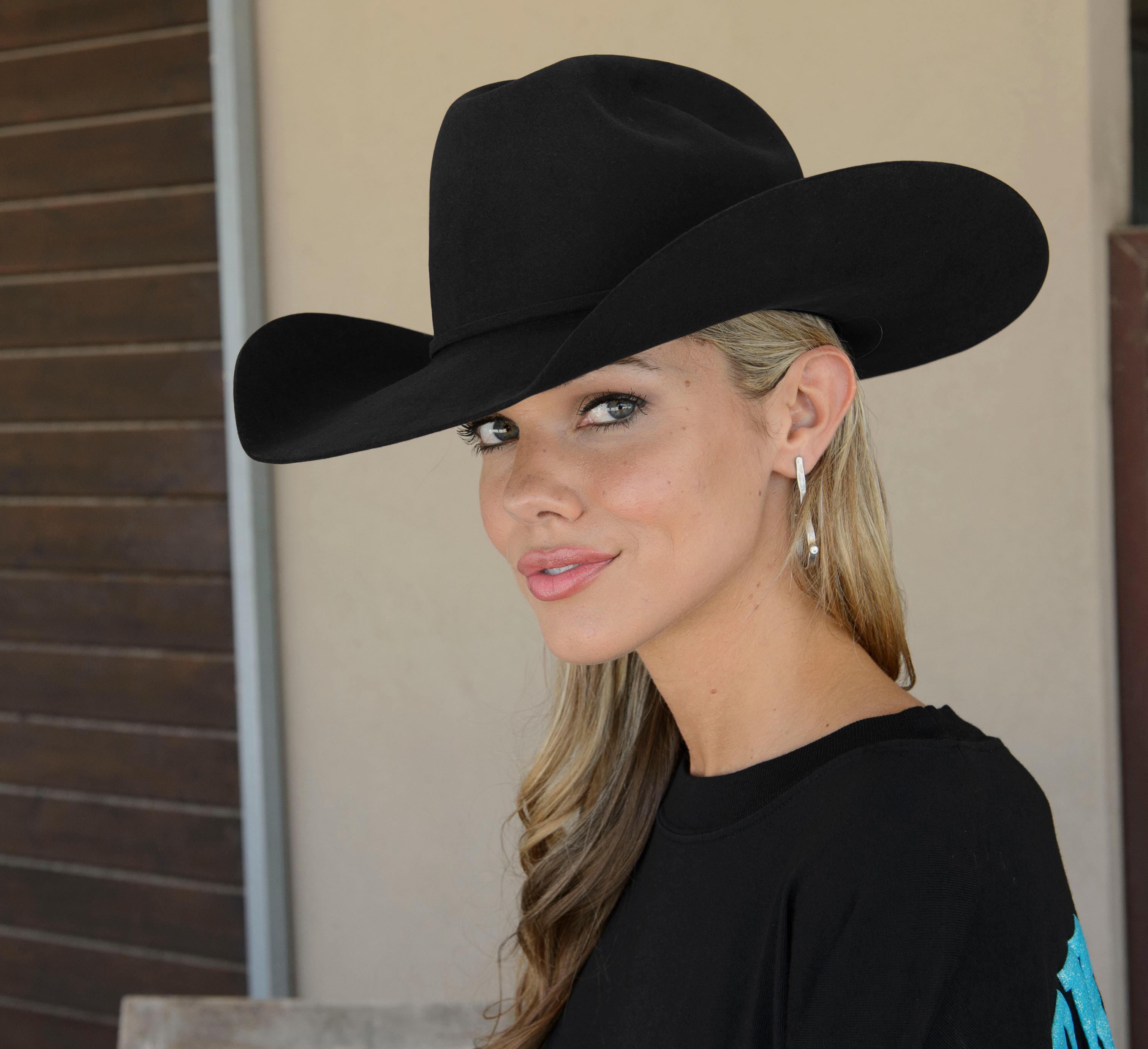 c03458ac6700d Pure Beaver Felt Cowboy Hat