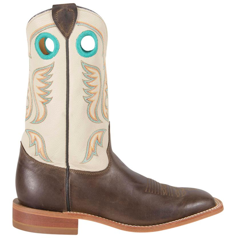 341bf3958c1a Justin Mens Bent Rail Chocolate Burnished America Boots