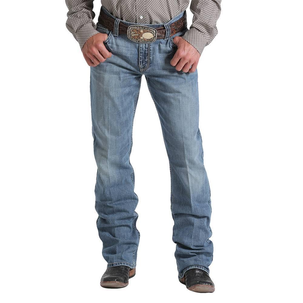 ea4ea2d0995 Cinch Carter 2.5 Mens Medium Wash Jeans