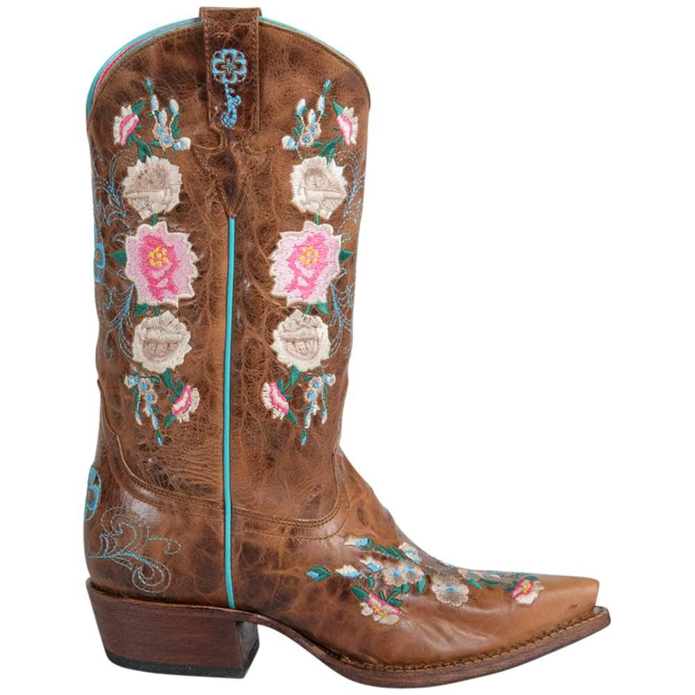 797f8763d4a Macie Bean Youth Rosegarden Boots