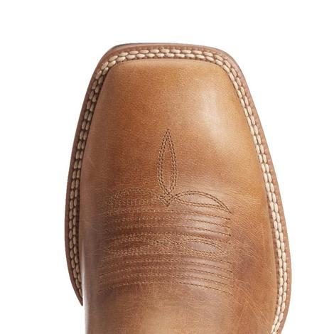 Ariat Soldado Vent Brown Red Mens' Boots