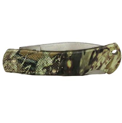 Camo Lockback Pocket Knife 3""