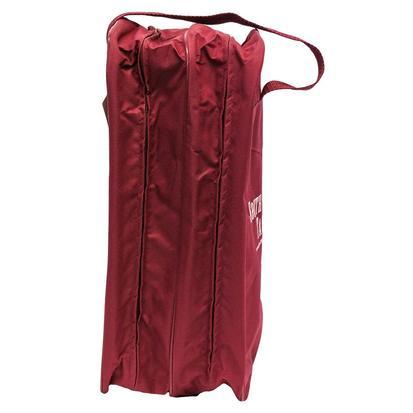 STT Burgundy Boot Bag