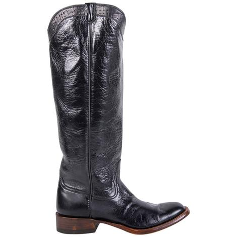 Rios Of Mercedes Womens Lovin Black Western Boots