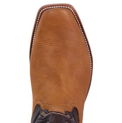 Rios of Mercedes Crazy Horse Rust Tuff Stuff Chocolate Men's Boot