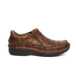 Roper Mens Powerhouse Brown Croc Shoe