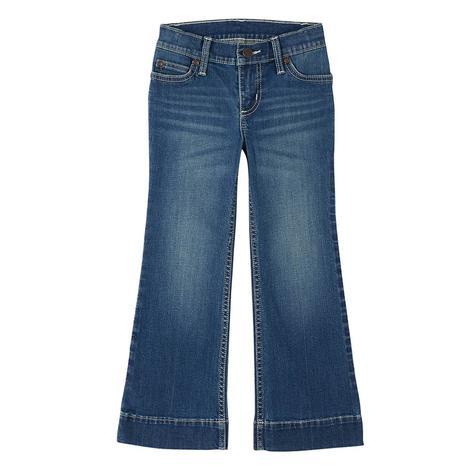 Wrangler Francine Girl's Trouser Jeans
