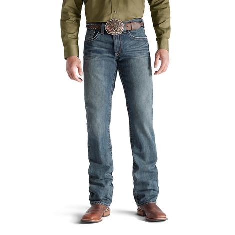 Ariat Mens M5 Slim Straight Leg - Deadrun