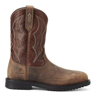 Ariat Mens Composite Toe Leather Boots