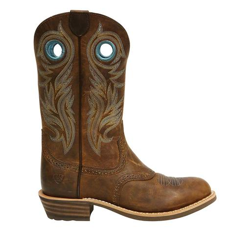 Ariat Womens Shadow Rider Western Boots