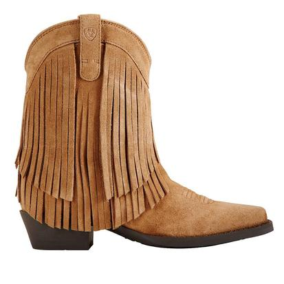 Ariat Gold Rush Rustic Brown Boots