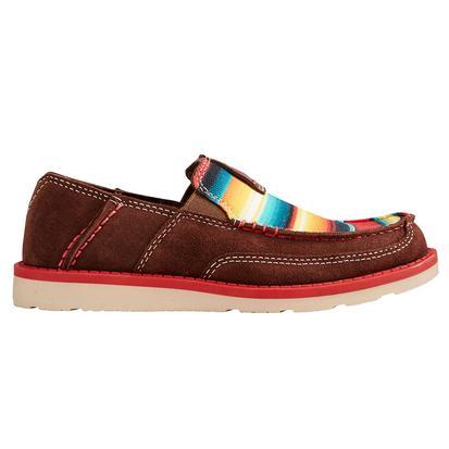 Ariat Kid's Rainbow Serape Cruiser Casual Shoes