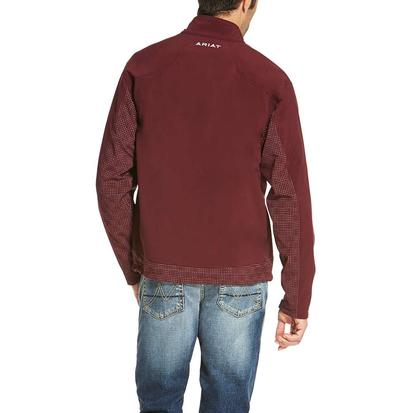 Ariat Mens Forge Malbec Softshell Jacket