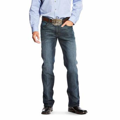 Ariat Mens Relentless Original Fit Shadow Stitch Jeans
