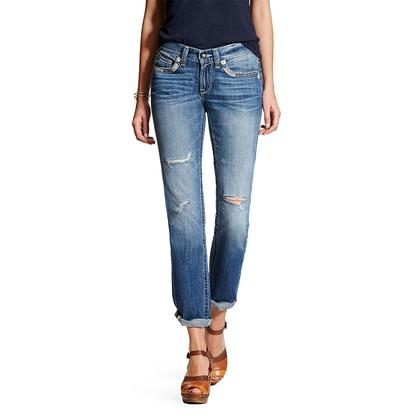 Ariat Carrie Distressed Boyfriend Jean