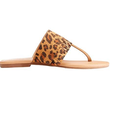 Ariat Unbridled Stella Leopard Flip Flop