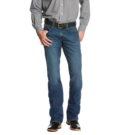 Ariat Mens M5 Slim Stackable Straight Leg Jeans