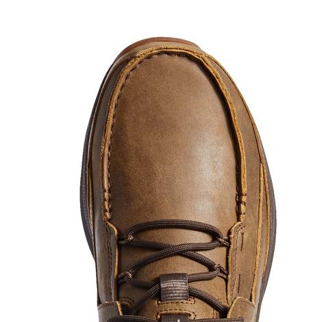 Ariat Country Mile Men's Brown Lace Up Shoe