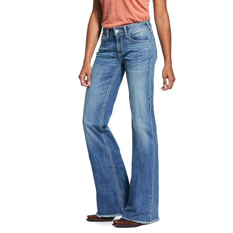 Ariat Trouser Ella Carolina Wash Women's Jeans