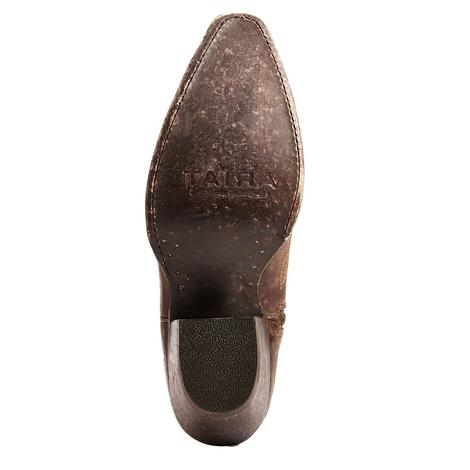 "Ariat Casanova Distressed Brown 16"" Women's Boots"