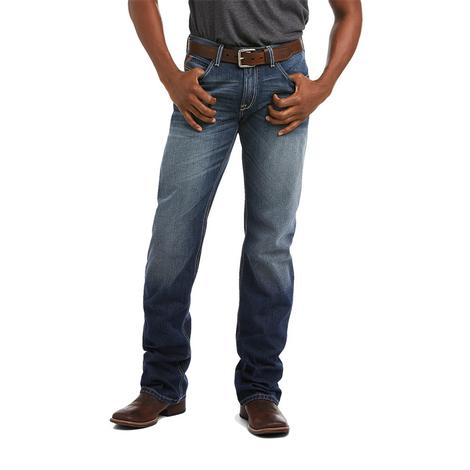 Ariat M4 Spencer Low Rise Bootcut Men's Jeans