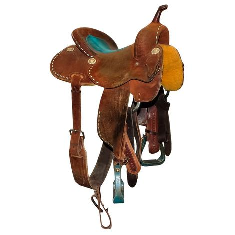 "STT Used 13.5"" Roughout Barrel Saddle"