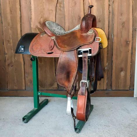 "Martin Crown C Used 14.5"" Barrel Saddle"