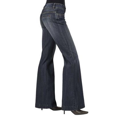 Stetson Women's City Long Trouser Jeans