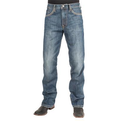 Stetson Mens Modern Fit Jeans