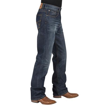 Stetson Mens Brazoria Jeans