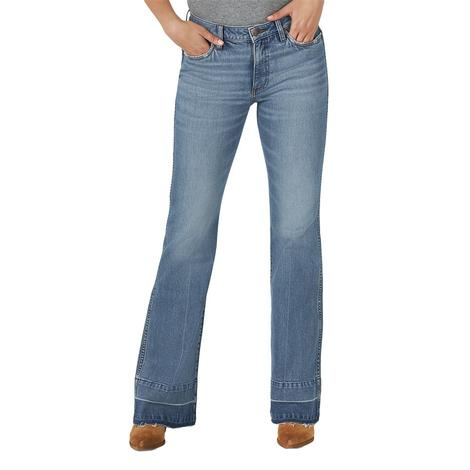 Wrangler High Rise Women's Trousers