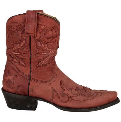 Stetson Womens Shark Western Boots
