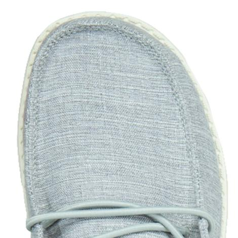 Hey Dude Wendy Youth Linen Grey