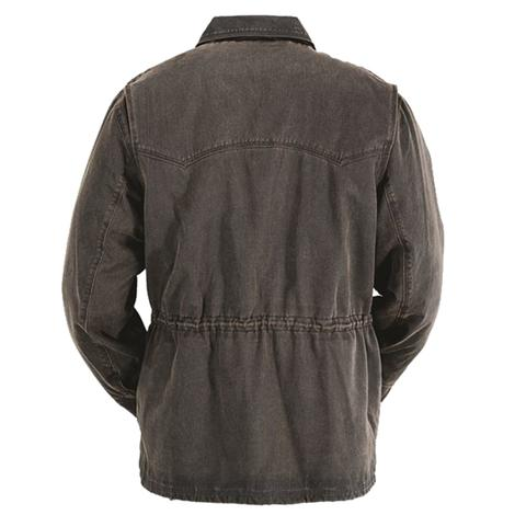 Outback Trading Company Rancher Brown Men's Jacket