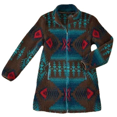 Tasha Polizzi Tyringham Sherpa Women's Jacket