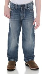 Wrangler Boys 20Xtreme Lasso Blue Relaxed Fit Jeans