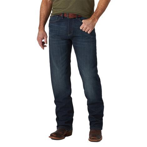 Wrangler Twenty X 33 Extreme Spur Straight Leg Men's Jean